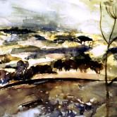 View of Lancashire Plain