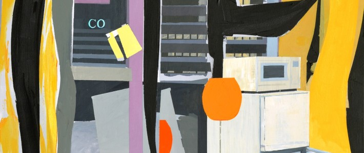 Shortlisted as finalist at 2014 international Arte Laguna Prize, Venice, Italy